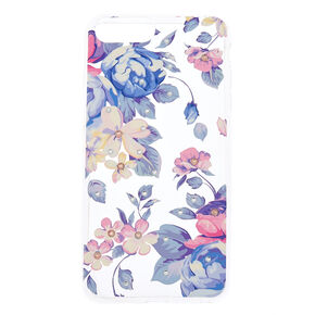 Floral Gem Phone Case,