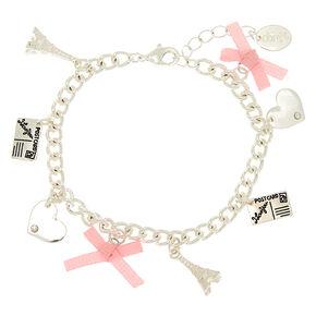 Paris Tourist Charm Bracelet,