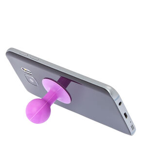 Purple Gumball Phone Stand,