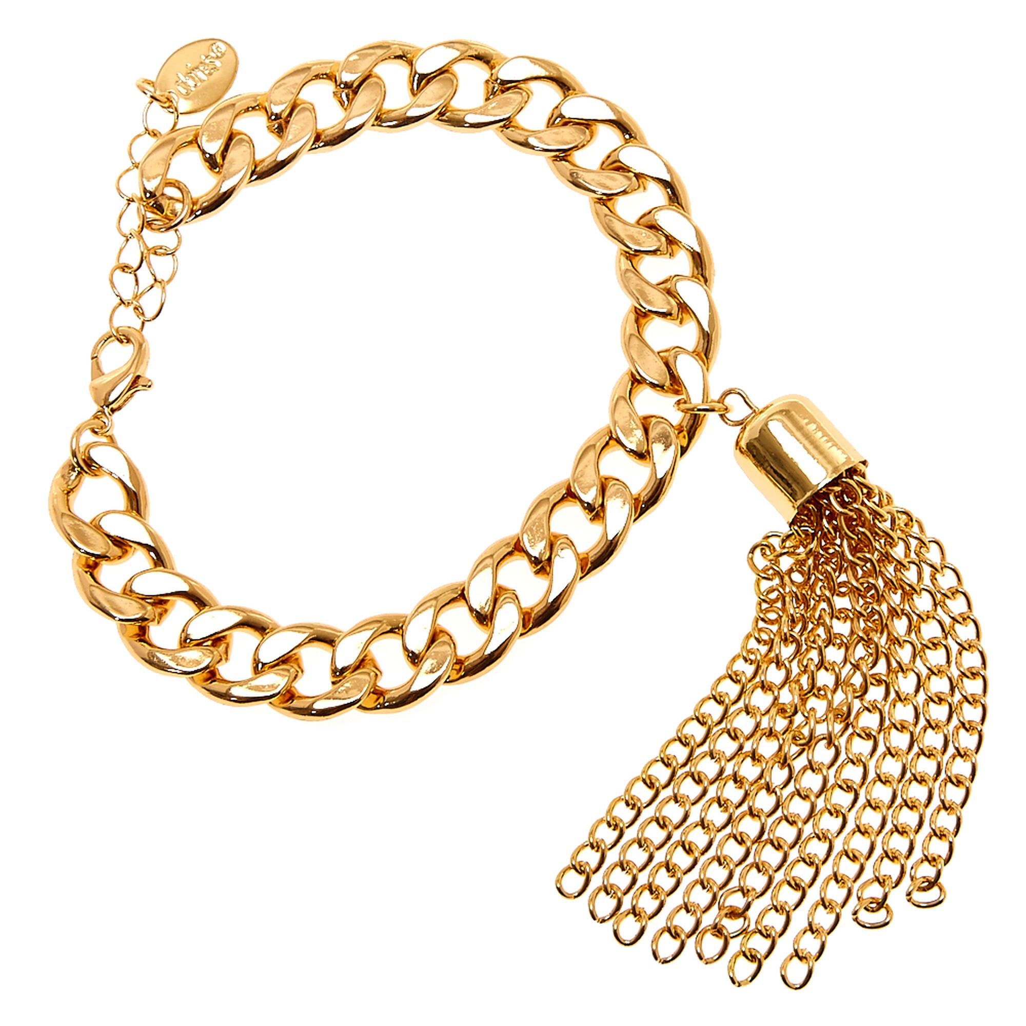 en gold cm hires folli apeiron thick follie plait bracelet plated rose cuff