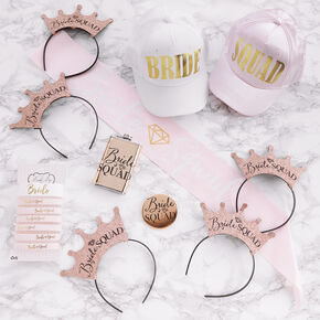 Bride Squad Bachelorette Set,
