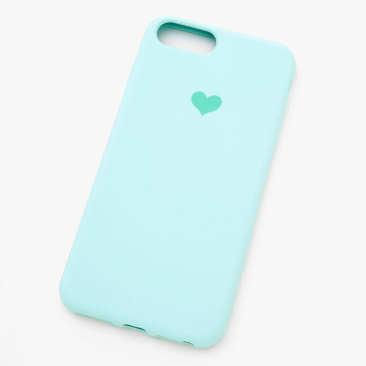 Mint Heart Phone Case - Fits iPhone® 6/7/8 Plus,