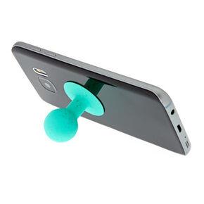 Mint Green Glitter Gumball Phone Stand,