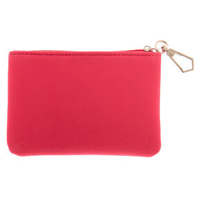 Money Moves Coin Purse - Pink,