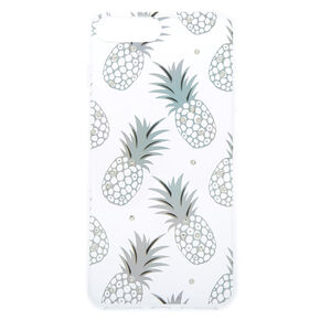 Holographic Pineapple Phone Case - Fits iPhone 6/7/8 Plus,