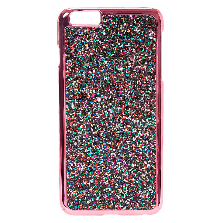 Dark Glitter Phone Case,