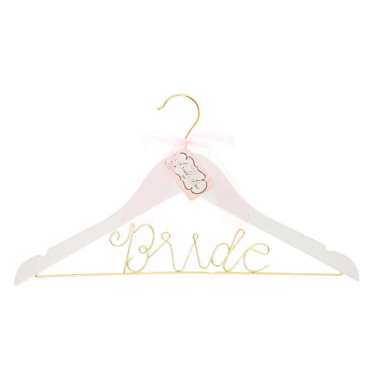 Bride Hanger - White,