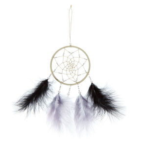 Mixed Mini Dreamcatcher - Gray,