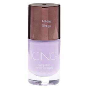 Gel-Like Nail Polish - Lilac,