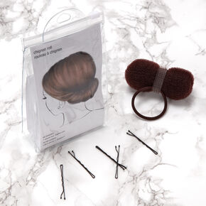 Chignon Roll Hair Tools Kit,