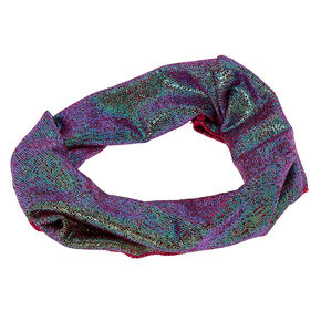 Shimmer Headwrap - Pink,