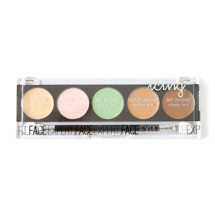 Expert Conceal and Brighten Palette,