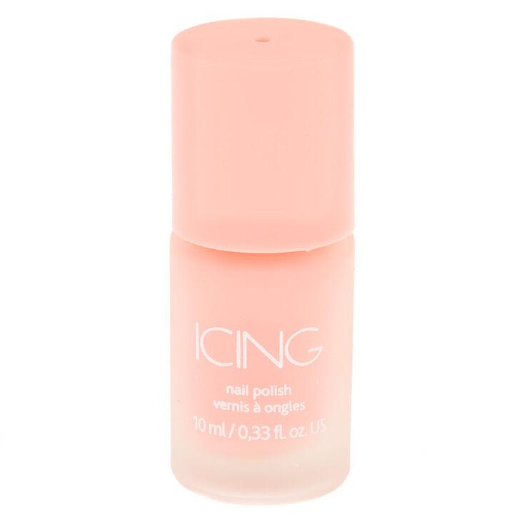 Matte Nail Polish - Pastel Pink,