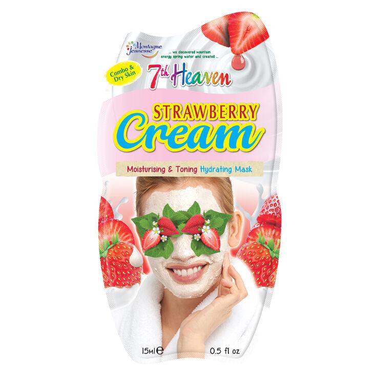 7th Heaven Strawberry Cream Face Mask,