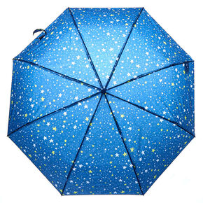 Stars Umbrella - Navy,