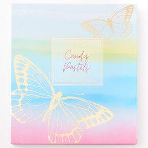 Candy Pastels Butterfly Makeup Palette,