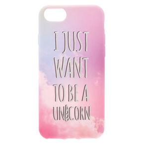 Be A Unicorn TPU Phone Case,