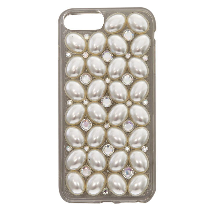 Oval Pearls Phone Case,