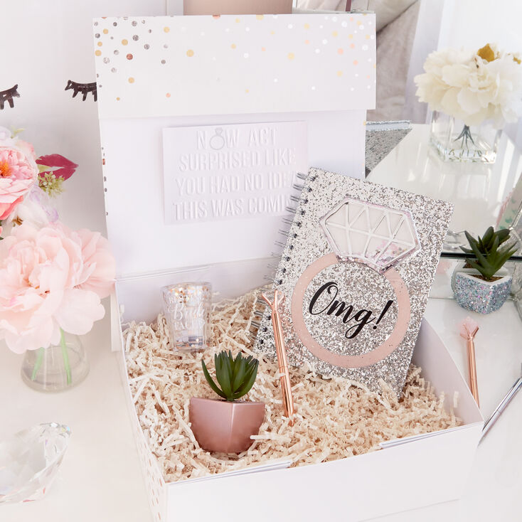 Bride Engagement Gift Set,