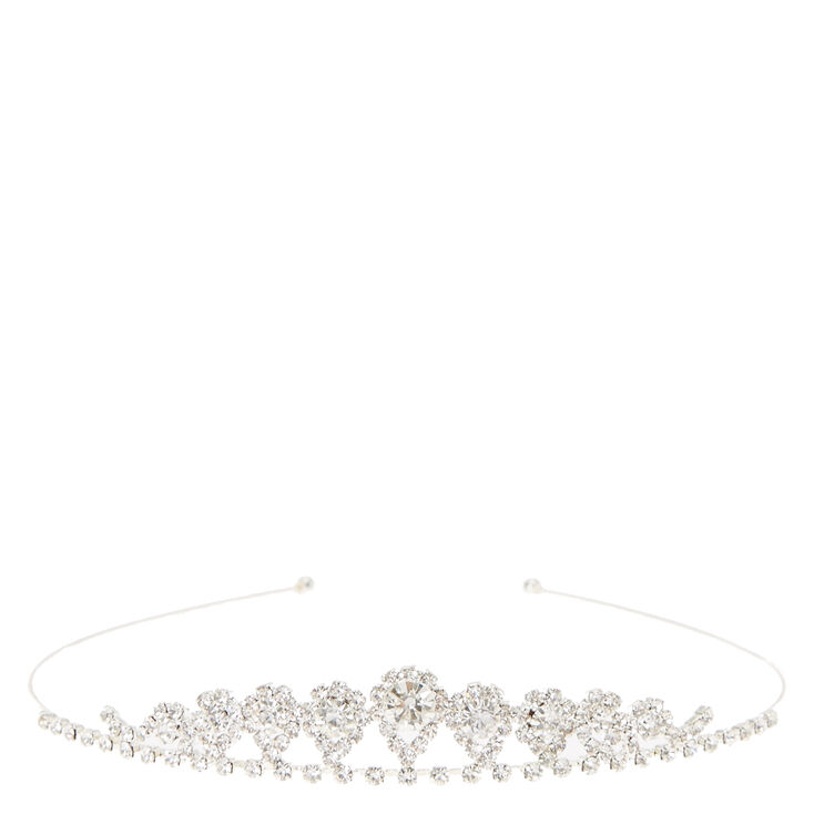 Mini Inverted Tear Drop Tiara,
