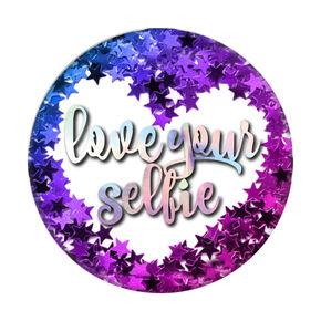 PopSockets PopGrip - Love Your Selfie,