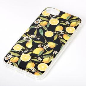 Black Lemon Zest Phone Case - Fits iPhone® 6/7/8,