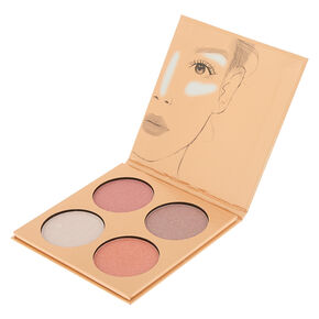 Coral Highlighting Palette,