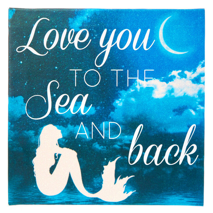 To the Sea & Back Wall Art,