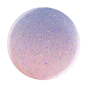 Glitter Morning Haze PopGrip PopSocket,