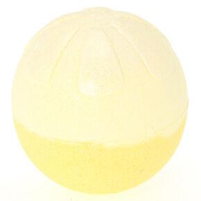 Lemon Scented Bath Bomb - Yellow,