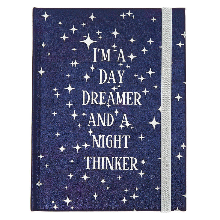 Dreamer Journal - Navy,