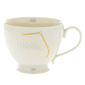 Zodiac Ceramic Mug - Aries,