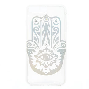 Holographic Hamsa Hand Phone Case,