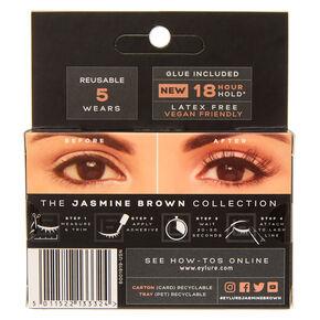Eylure by Jasmine Brown Define False Lashes,