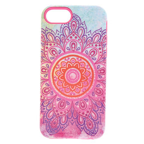 Sunrise Mandala Protective Phone Case,