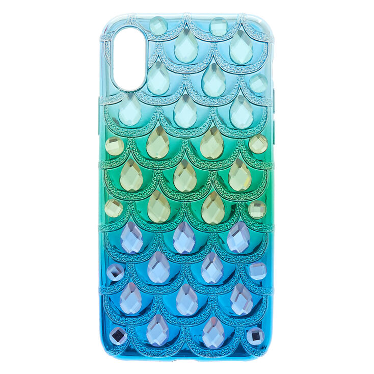 Limited Edition Ombre Mermaid Phone Case - Fits iPhone X/XS,