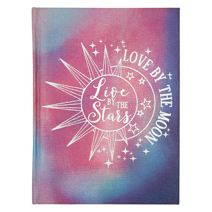 Love By The Moon Journal - Pink,