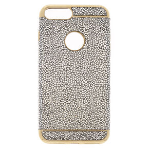 Holographic Pebble Phone Case,