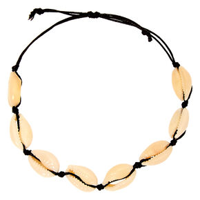 Cowrie Shell Adjustable Bracelet,