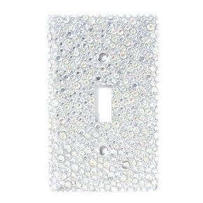 Rhinestone Switch Plate Cover,