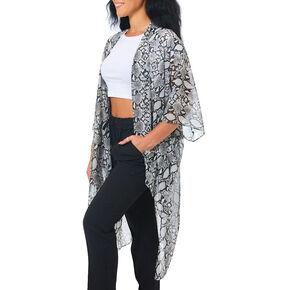 Snakeskin Kimono,