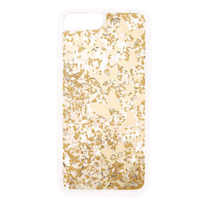 Butterfly Diamond Sequin Shaky Phone Case - Fits iPhone 6/7/8 Plus,