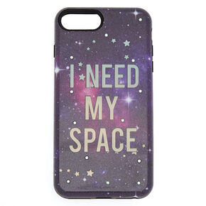 I Need My Space Protective Phone Case - Purple,
