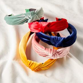 Winter Velvet Headband Collection,