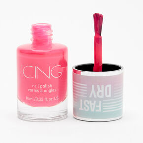 Fast Dry Nail Polish - Hot Pink,