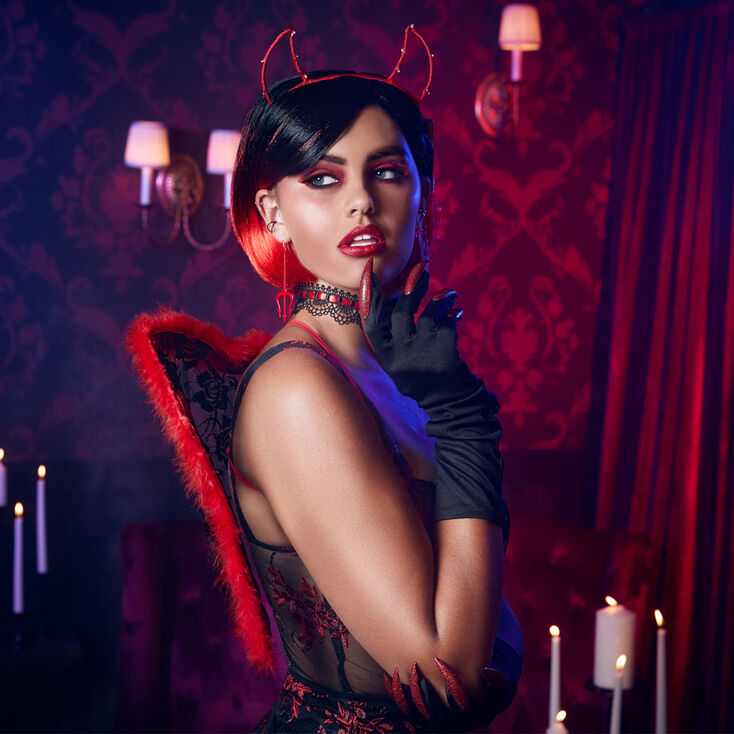 Devil Costume Set,