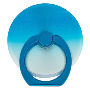 Ombre Metal Ring Stand - Blue,