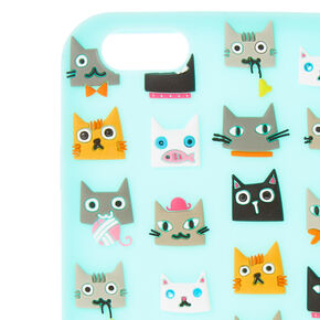 Cat Collection Phone Case - Fits iPhone 6/6S,