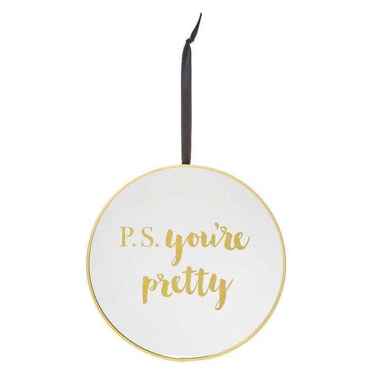 You're Pretty Mirror,