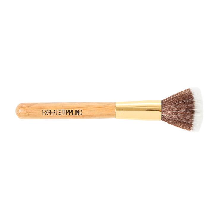 Expert Bamboo Stippling Brush,